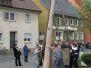 Maibaumstellen mit Hockete in Möhringen 30.04.2012